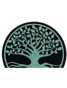 Moodmats Mood Mat 8inch Tree Of Life Rubber Pad
