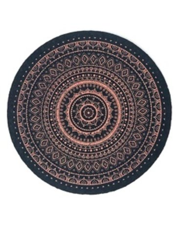 Moodmats MOODMAT8AC: MOOD MAT 8 INCH ANTIQUE COPPER