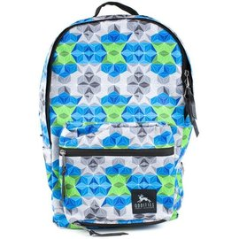 No Bad Ideas NBI-GEO-BACKPACK - GEOPRISMIC BACKPACK