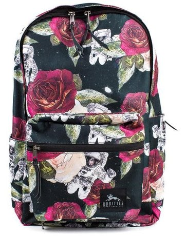 No Bad Ideas NBI-SC-BACKPACK -Space Cupid Back Pack