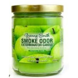 Smoke Odor Exterminator GRANNY-CANDLE: GRANNY SMITH CANDLE