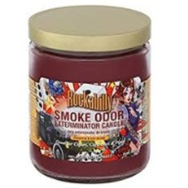 Smoke Odor Exterminator ROCKABILLY-CANDLE: ROCKABILLY SPLASH CANDLE