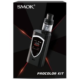 SMOK SMOKTECH PROCOLOR KIT:  SMOK TFV8 BIG BABY TANK  Q2220W KIT
