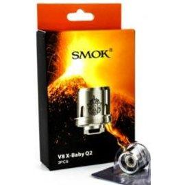 SMOK SMOK-TFV8-X-BABY-Q2: TFV8 X-BABY Q2 COIL 0.4