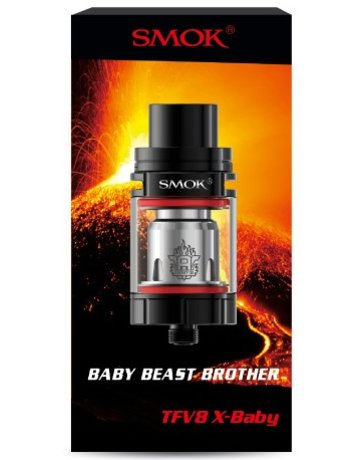SMOK SMOKTECH-TFV8-BABY: TFV8 BIG BABY BEAST TANK