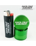 Santa Cruz Shredder 1.5 Inch Mini/small 4-piece Santa Cruz Shredder Grinder