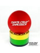 Santa Cruz Shredder 2.5 Inch 4-piece Santa Cruz Shredder Grinder