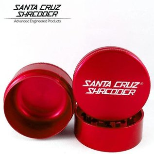 Santa Cruz Shredder 2 Inch 3-piece Santa Cruz Shredder Grinder