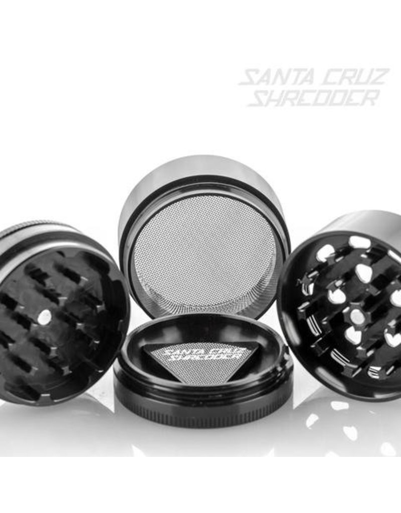 Santa Cruz Shredder 2 Inch 4-piece Santa Cruz Shredder Grinder