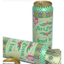 AZTEA-P: PEACH ARIZONA TEA CAN SAFE