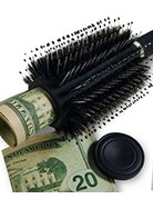 Hair Brush Safe Stash