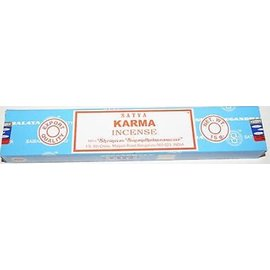 NAG15-KARMA: KARMA NAG CHAMPA INCENSE - 15GM BOX