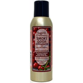 Smoke Odor Exterminator CRANBERRY-SPRAY: SUGARED CRANBERRY - ROOM SPRAY