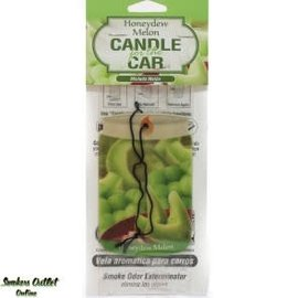 Smoke Odor Exterminator HONEYDEW-CARFRESH: HONEYDEW MELON - CAR FRESHENER