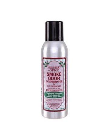 Smoke Odor Exterminator MULBERRY-SPRAY: MULBERRY & SPICE - ROOM SPRAY
