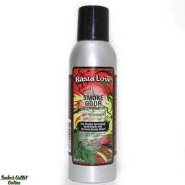 Smoke Odor Exterminator RASTA-SPRAY: RASTA LOVE - ROOM SPRAY