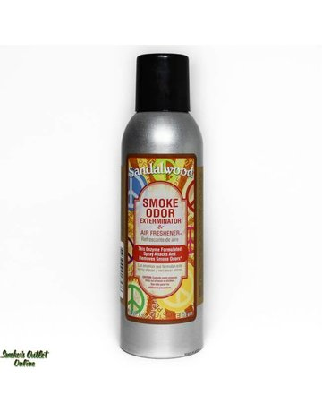Smoke Odor Exterminator SANDLEWOOD-SPRAY: SANDLEWOOD - ROOM SPRAY