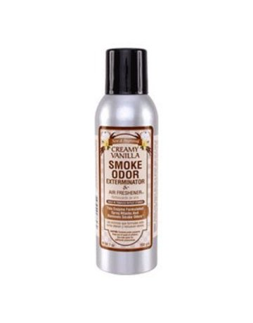 Smoke Odor Exterminator VAN-SPRAY: CREAMY VANILLA - ROOM SPRAY