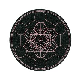 Moodmats MOODMAT8MC: MOOD MATS 8 INCH METATRONS COPPER