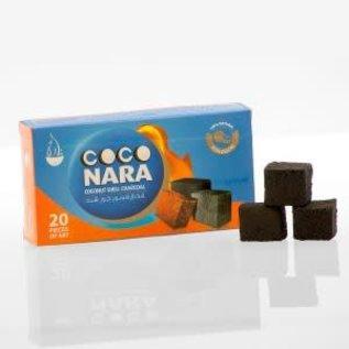 CocoNara Coco Nara Lite Hookah Coals - Small Box (20 pieces)