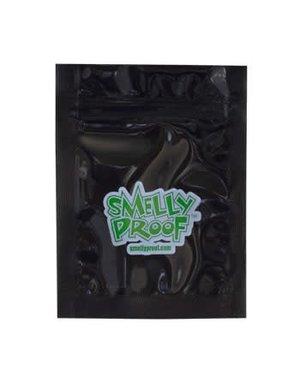 SmellyProof SPB-XXS: BLACK XXS SMELLY PROOF SINGLE (2.5in x 3in)