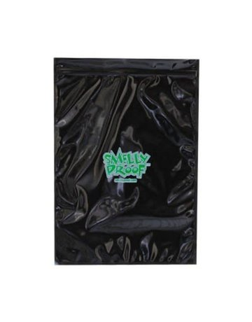 SmellyProof SPB-XL: BLACK XL SMELLY PROOF SINGLE (12in x 16in)