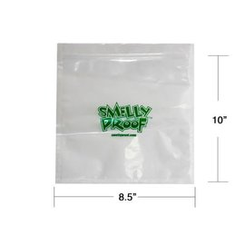 SmellyProof SP-L: L SMELLY PROOF BAG - SINGLE (8.5in x 10in)