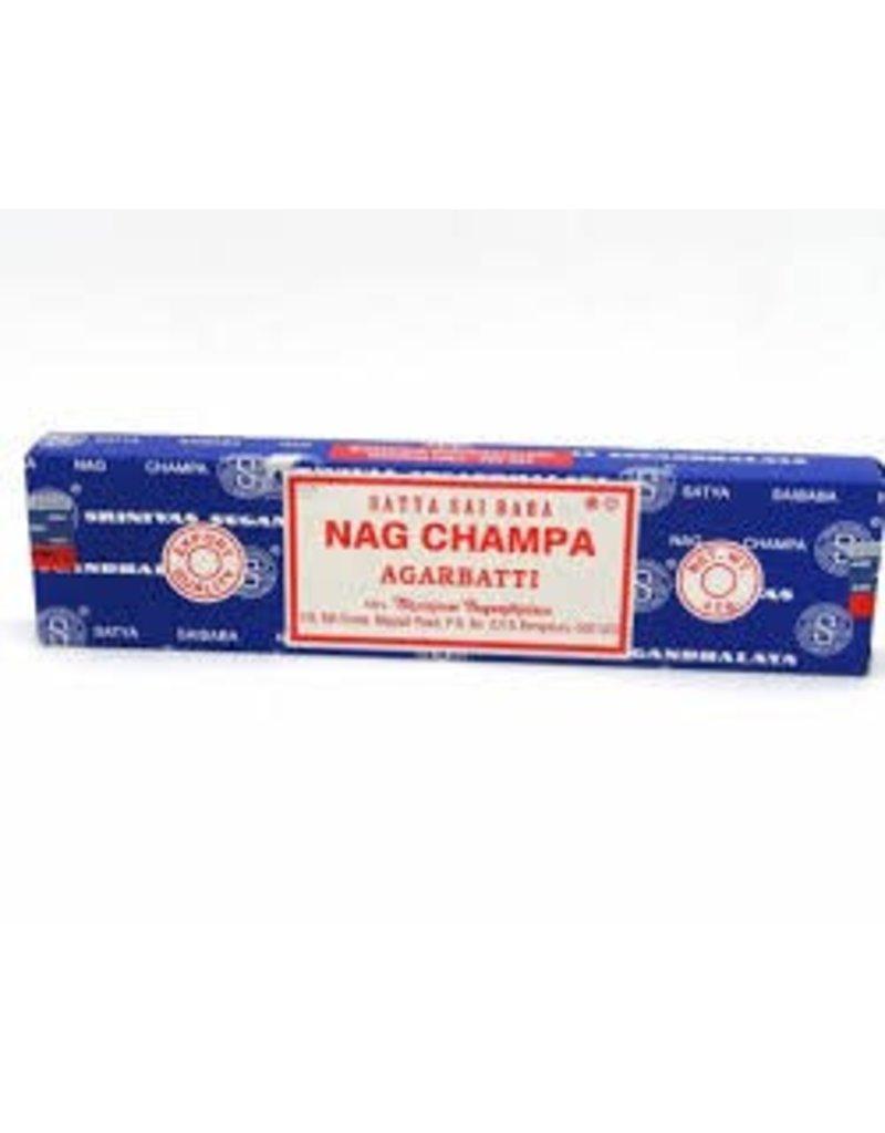 Satya Sai Baba Nag Champa Incense - 40gm Box