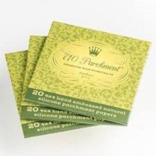 """710 Parchment 4""""x4"""" Silicone Parchment Paper"""
