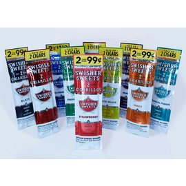 Swisher Sweets INFO PAGE: SWISHER SWEETS CIGARILLOS