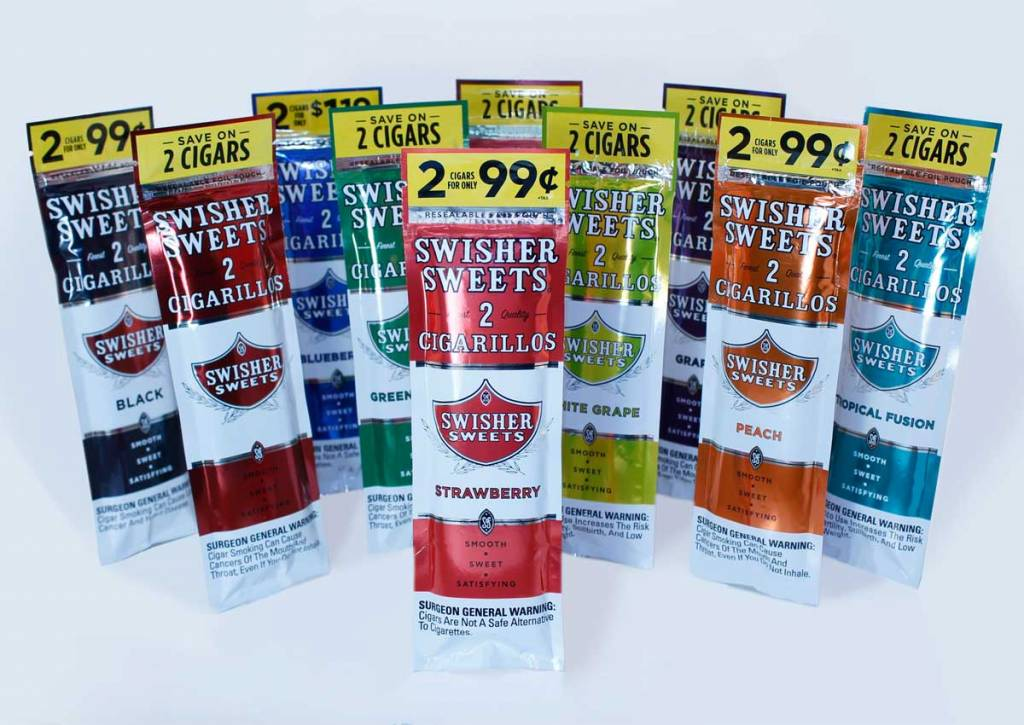 Swisher Sweets SWISHER...