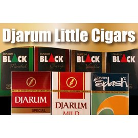 INFO PAGE: DJARUM FILTERED CIGARS
