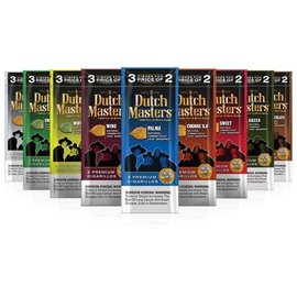 Dutch Masters INFO PAGE: DUTCH MASTERS CIGARILLOS