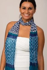 Sheela Block-Printed Scarf
