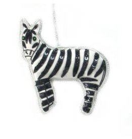 Zebra Ornament, India
