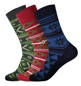 Socks that Give Relief Kits, Trees, Water