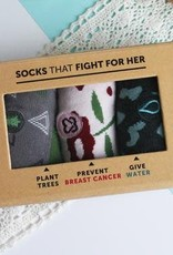 India, Collections, Socks that Fight For Her