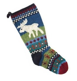 Nepal, Christmas Stocking