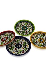 Ceramic  Appetizer Plates, Individual