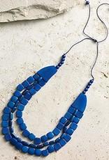 Ecuador, Cobalt Necklace