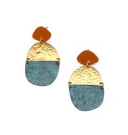 India, Nihira Earrings