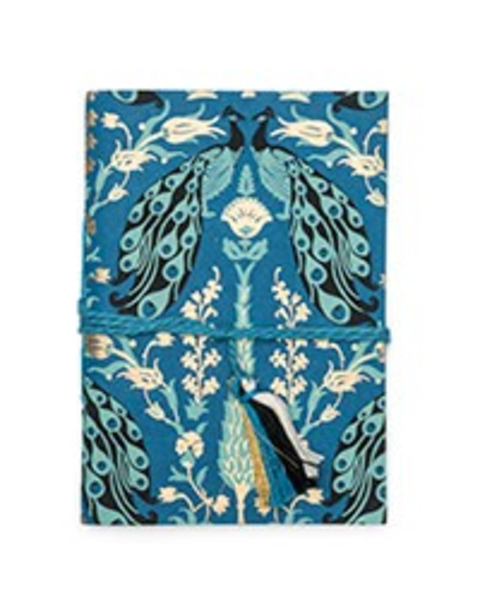 Blue Peacock Journal