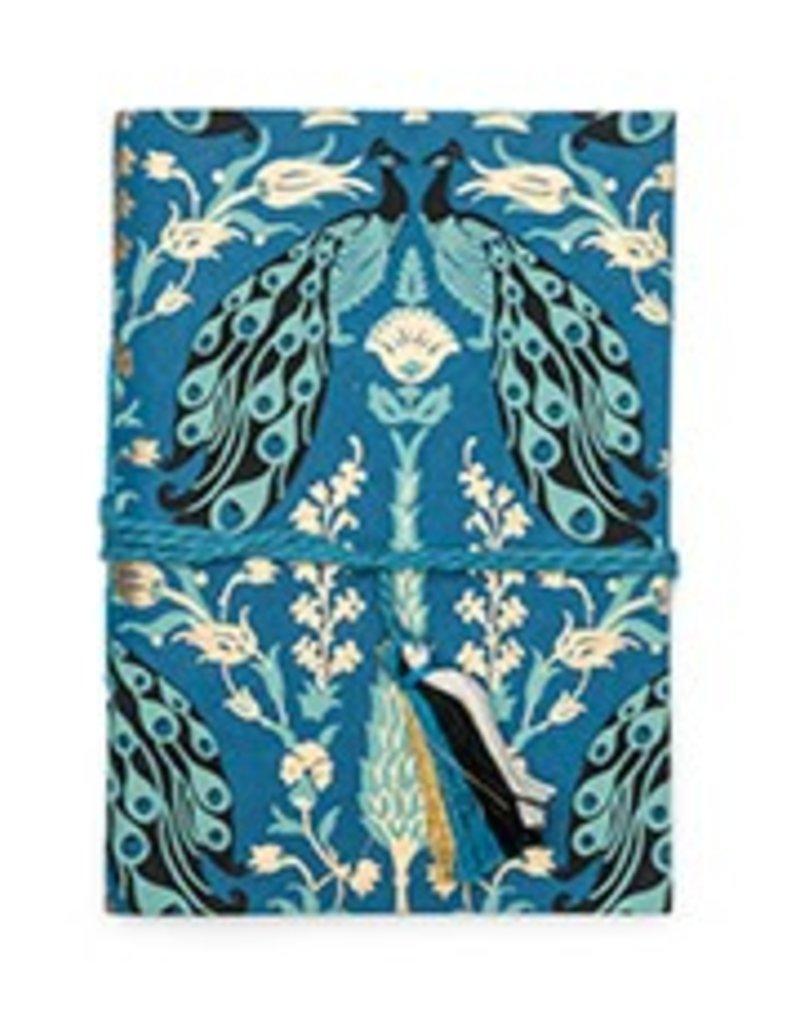 India, Fauna Journal Blue Peacock