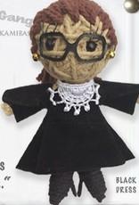 Stringdoll Ruth Bader Ginsburg