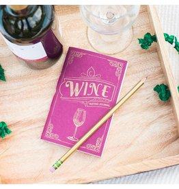 Wine Tasting Journal, India