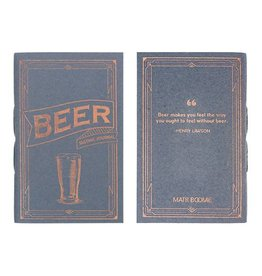 India, Beer Tasting Journal
