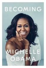 Becoming, Michele Obama