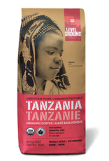 Level Ground, Tanzania Whole Bean Coffee