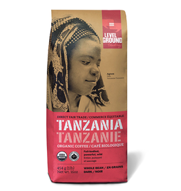 Level Ground, Tanzania Whole Bean Coffee