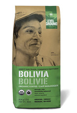 Level Ground, Bolivian Whole Bean Coffee